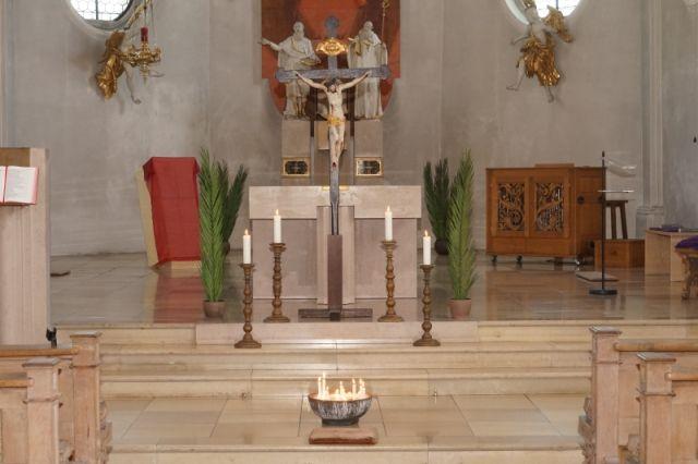 Karfreitag in St. Georg 1