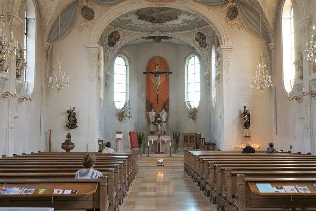 Karfreitag in St. Georg 2